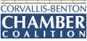 Corvallis-Benton Chamber Coalition logo